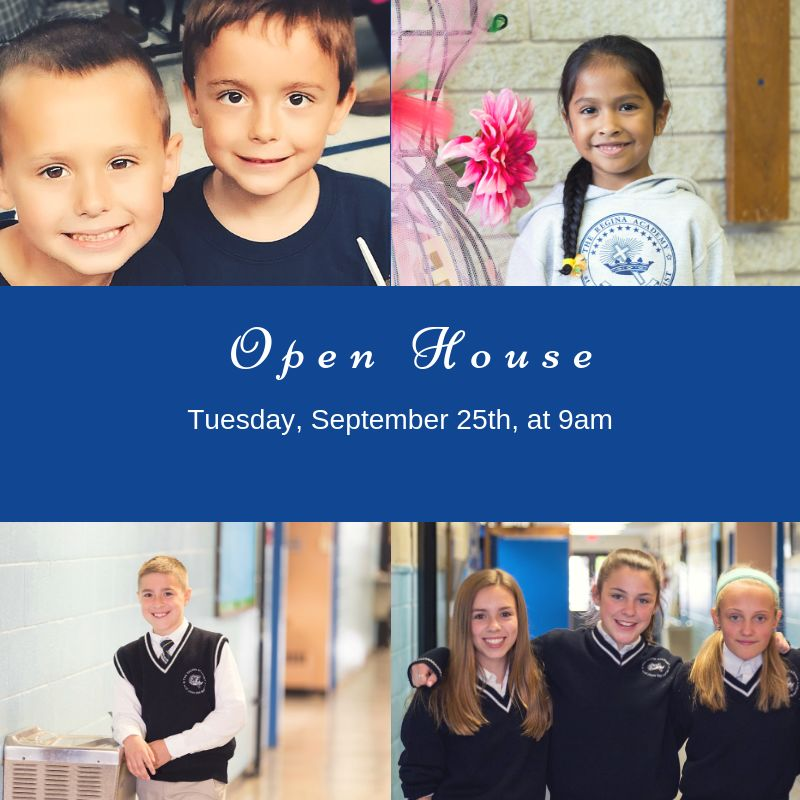 Open House September 25th at 9am!
